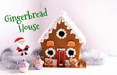 The post Christmas Gingerbread House appeared first on Pastry Workshop. Christmas is just around the corner once again. Oh boy, what a year it has been! But I am so looking forward to having a few days off and enjoying this time of the year to the maximum. And this enjoyment includes not only cooking comfort food, but also baking what I consider a great... The post Christmas Gingerbread House appeared first on Pastry Workshop.