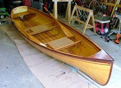 Phil Belair's Rangeley Rowboat 23