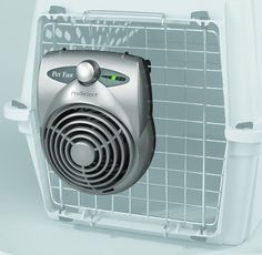 One LineThe ProSelect® crate fans keep pets cool and comfortableNew and improved ProSelect® crate fans keep pets cool, calm, and comfortable. These ProSelect® Two-Speed Pet Crate Fans provide a refreshing airflow for pets wherever they travel, or while at home.BenefitsRetractable arms allow the...