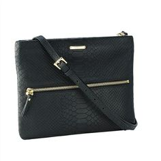 #Bag, #Black, #CLT, #Clutch, #Gigi, #GigiNewYork, #Handbag, #Leather, #Monogram, #Personalize, #Pyy