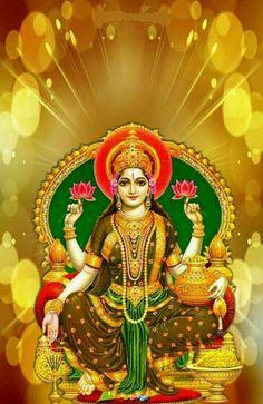 Dess Lakshmi Indiandess Lord Vishnu Lord Ganesha Motherdess Divine