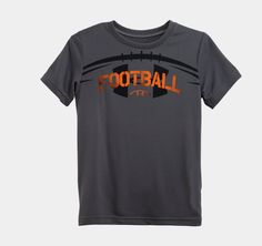 Boys' Toddler UA UA Football T-Shirt | 1261186 | Under Armour US