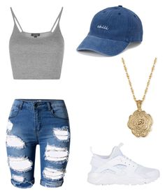 Designer Clothes, Shoes & Bags for Women Cute Swag Outfits, Cute Summer Outfits, Simple Outfits, Classy Outfits, New Outfits, Casual Outfits, Fashion Outfits, Teenage Girl Outfits, Teenager Outfits