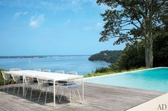 The Decorista-Domestic Bliss: Knoll Furniture meets Shelter Island
