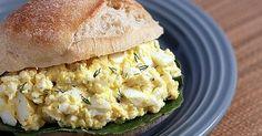 Základní vajíčková pomazánka na chlebíčky i k zelenině
