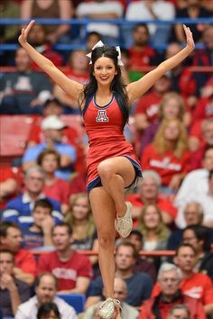 ❋ Arizona Wildcats Cheerleader ❋