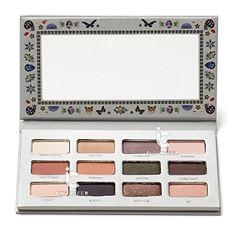 ICYCHEER Glamorous 12 Colors Shimmer Matte Eyeshadow Makeup Eye Shadow Palette Matt Smoky * See this great product. (This is an affiliate link)