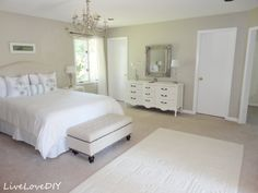 master bedroom white dresser - Google Search