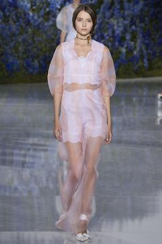 Christian Dior Spring 2016 Ready-to-Wear Fashion Show - Diana Moskalets