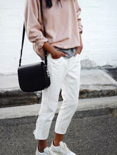 Rose Tea + gray + white = tanned skin the right mix