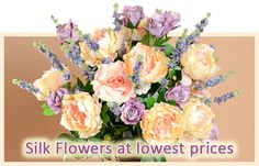 Wholesale Silk Flower and Crafts