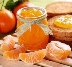 The perfect winter gourmet recipe: homemade clementine jam! - Kitchen - Tips and Crafts Gourmet Recipes, Sweet Recipes, Dessert Recipes, Healthy Recipes, Desserts, Chutneys, Easy Cooking, Cooking Time, Clementine Jam