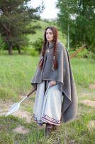 "Viking Cloak ""Eydis the Shieldmaiden"""