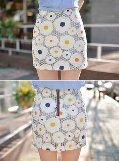#Skirt #pattern