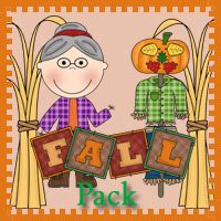 Free Fall Pack - Over 170 pages from 3 Dinosaurs - For ages 2 to 8. Apples, Leaves, Pumpkin, Harvest and Scarecrows.