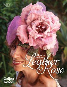 Galina Kofod Book how to make leather rose