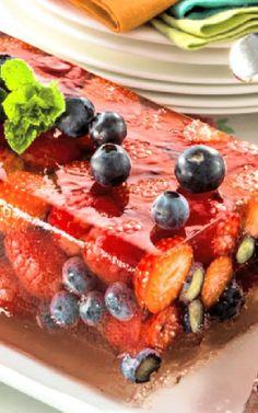 Low FODMAP and Gluten Free Recipes - Summer berry terrine   http://www.ibssano.com/low_fodmap_recipe_summer_berry_terrine.html