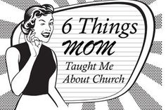 All 6 of these were taught in my house.  #1 was very important to my grandmother.  Delight yourself in the Lord she would say.  You dress up to go see the Lord at His house!!! Thanks @John Carlton