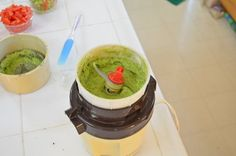 avocado cream sauce basil lemon juice