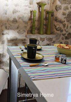 Manteleria Caipirinha en la Provenza francesa! Ideal para los momentos mas nuestros! #mesa #desayuno #mantel #caipirinha #home #sweet