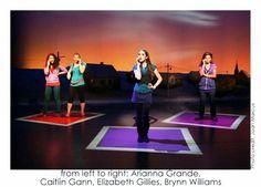 Elizabeth Gillies  Ariana Grande - 13 The Musical