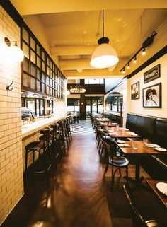 In the last five to 10 years, casual and affordable French dining has become easier to find in Calgary. Calgary Restaurants, Great Restaurants, Restaurant Recipes, French, Dining, Casual, Table, 10 Years, Furniture