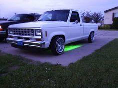 ford lowrider trucks   1988 Ford ranger $1 Possible trade - 100069248   Custom Low Rider ...