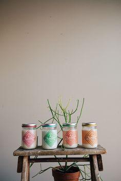 Produce Candles Spri