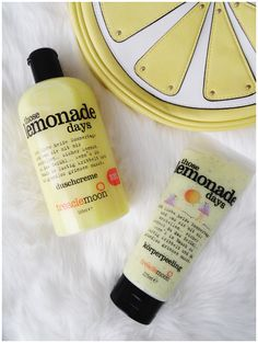 NEW IN: TREACLEMOON THOSE LEMONADE DAYS SHOWER GEL beauty | treaclemoon | those lemonade days duschcreme & körperpeeling | more details on my blog http://junegold.blogspot.de | life & style diary from hamburg | #beauty #treaclemoon #thoselemonadedays #showergel #duschcreme #bodypeeling #körperpeeling