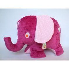 Słonik różowy