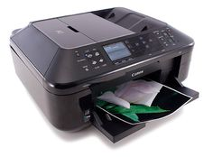 Canon Pixma MX882 Wireless Inkjet Office All-in-One Review & Rating | PCMag.com