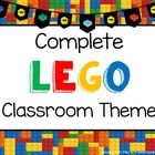 "Planning on a LEGO theme in your classroom? This set has everything you need to help your pull your theme off. Primary colors and ""building blocks"" $"