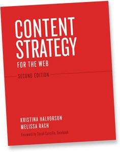 I laughed. I cried. A must read for web content professionals. www.barnesandnobl...
