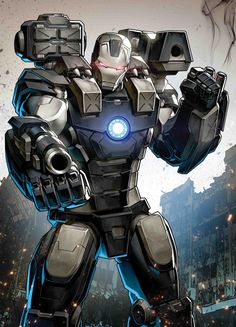 Tony Stark: Iron Marvel Battle Lines Variant Cover - War Machine by Sujin Jo * Marvel Fanart, Marvel Comics, Marvel Heroes, Marvel Avengers, Cosmic Comics, Iron Man Suit, Iron Man Armor, Marvel Comic Character, Marvel Characters