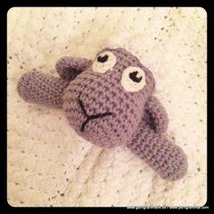Nussefåret Fifi_10 Crochet For Kids, Knit Crochet, Hello Kitty, Snoopy, Homemade, Lund, Knitting, Children, Knits