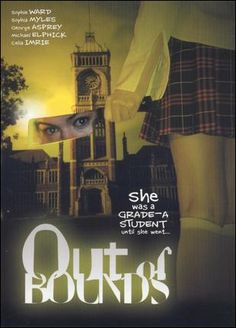 Out of bounds - Movie poster Sophia Myles, Having An Affair, Instant Video, Poster Series, Animal Posters, Prime Video, Hd 1080p, I Movie, Thriller