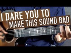 I Dare You, Beautiful Guitars, Don't Give Up, Playing Guitar, Easy, Music Guitar, Musica