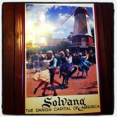 Solvang Iowa, Danish, Denmark, Places To Go, Community, America, Books, Painting, Art
