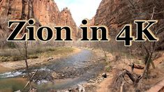 4k Cinematic video of our trip to Zion National Park Utah USA. #hiking #camping #outdoors #nature #travel #backpacking #adventure #marmot #outdoor #mountains #photography