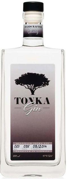 Tonka - Gin of the World - Schnaps Gin Bottles, Perfume Bottles, Gin Selection, London Gin, Tonka Bohne, Spirit Drink, Gin Brands, Gin Tasting, Shopping