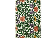 Chinese Floral Pattern, 1867 on OneKingsLane.com