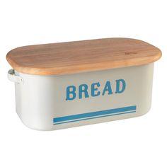 Jamie Oliver carbon steel bread bin