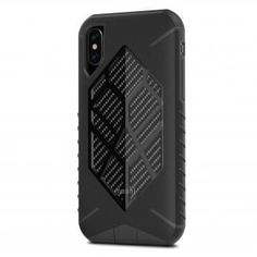 Carcasa iPhone X Moshi Talos, protectie extrema carbon - TotalMobil I Phone Cases