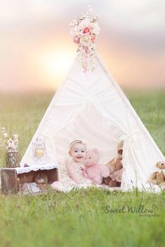 Isabella Teepee Sweet Willow Photography