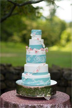 Hochzeitstorte Hochzeitskuchen  Wedding cake on Pinterest  Wedding ...