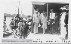 Charles A. Lindbergh and Anne Morrow Lindbergh. Caribbean Vacations, Beach Resorts, Beach Trip, Vacation Trips, Anne Morrow Lindbergh, Image Database, September 22, West Indies, Digital Image