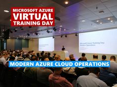 You might have seen that I have presented in a couple of Microsoft Azure Training Days around Modern Azure Cloud Operations in the past. Microsoft Switzerland decided to create a new free virtual event where people can join on April 28. The online event is in English and is called Microsoft Azure Virtual Training Day: Event Page, Training Day, Public Speaking, Might Have, Switzerland, Microsoft, The Past, Join, English