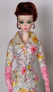 From the Heart...Cheryl St.John: GUEST: Sylvia Bittners Stunning Barbie Couture