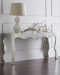 Fabiani Console by Bernhardt at Horchow.