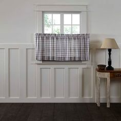 Kettle Grove Door Panel with Attached Applique Crow and Star Valance 72x40 - Door Panel with Valance 72x40 - On Sale - Overstock - 26057380 Farmhouse Kitchen Curtains, Farmhouse Windows, Farmhouse Homes, Farmhouse Decor, Tier Curtains, Cotton Curtains, Cotton Fabric, Panel Curtains, Valance